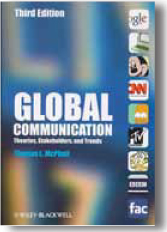 Global Communication, 3rd edition -- Review by Barbara Jungwirth